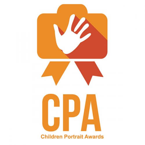 Childrens portrait awards logo