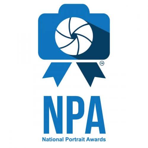 National portrait awards logo